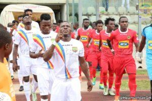 Hearts CEO Frederick Moore insists team will beat Kotoko on Sunday