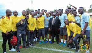 AFCON 2019: Nana Addo to watch Ghana's opening match against Benin tomorrow