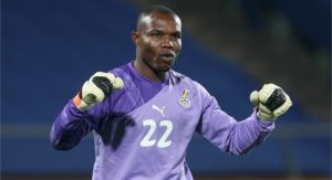 Ex-Black Stars goalie Richard Kingson upbeat about Ghana's chances of winning 2019 AFCON