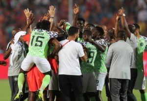 2019 Africa Cup of Nations: Each Nigerian player has bagged $72,000 in bonuses so far