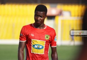 Injury blow for Asante Kotoko as Abdul Ganiyu set to miss CAF Champions League campaign