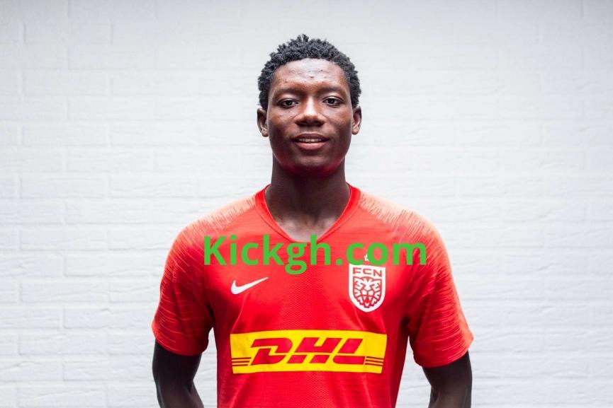 EXCLUSIVE: Danish giants FC Nordjaelland sign Ghanaian prodigy Maxwell Woledzi