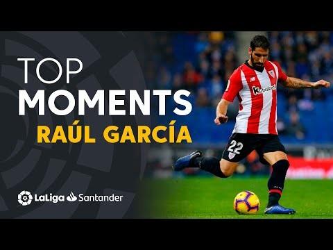 TOP Moments Raúl García LaLiga Santander 2018/2019