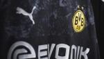 Borussia Dortmund Unveil Sleek New Black & Silver Away Kit for 2019/20 Season