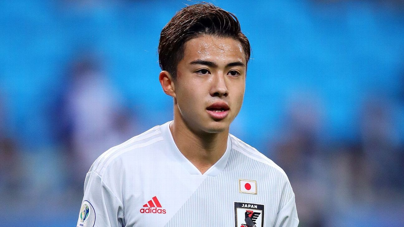 Barcelona set to sign Japanese prospect Abe