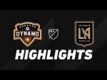 Houston Dynamo vs. LAFC | HIGHLIGHTS - July 12, 2019