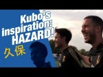 "Kubo: ""I watched videos of Eden Hazard!"""