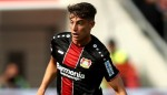 Havertz happy with Leverkusen