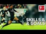 Sebastien Haller - Magical Skills & Goals