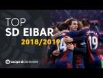 TOP Goles SD Eibar LaLiga Santander 2018/2019