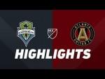 Seattle Sounders FC vs. Atlanta United FC   HIGHLIGHTS - July 14, 2019