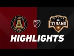 Atlanta United FC vs. Houston Dynamo | HIGHLIGHTS - July 17, 2019