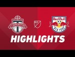 Toronto FC vs. New York Red Bulls | HIGHLIGHTS - July 17, 2019