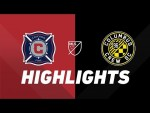 Chicago Fire vs. Columbus Crew SC | HIGHLIGHTS - July 17, 2019