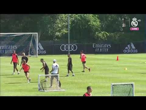 🎥🔴 LIVE | Real Madrid's last training day in Montreal!