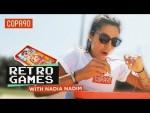 """I Kinda Love Blood!"" | Retro Games with Nadia Nadim"