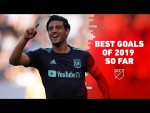 Midfield, Volley's and Bikes in Top Goals of the Season (So Far)