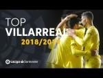 TOP Goles Villarreal CF LaLiga Santander 2018/2019
