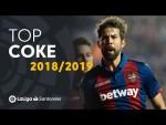 TOP Moments Coke LaLiga Santander 2018/2019
