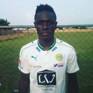 Kwame Poku joins AshantiGold on a four-year deal