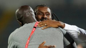 2019 Africa Cup of Nations: Coach Cisse wants to make amends for Senegal