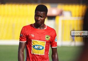 Kotoko includes Abdul Ganiu in CAF champions league squad despite being injured