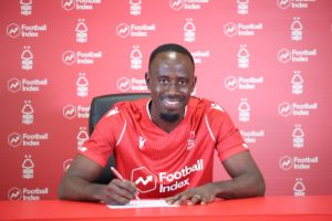 Albert Adomah discloses why he signed for Nottingham Forest