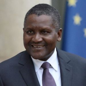 2019 Africa Cup of Nations: Dangote promises Nigeria big goal bonus ahead of Algeria clash