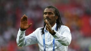 AFCON 2019: Coach Aliou Cissé thanks players for outstanding performance throughout tourney