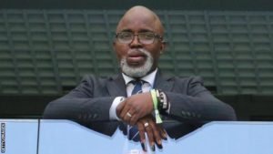JUST IN: Nigeria's Amaju Pinnick dismissed as CAF 1st Vice-president