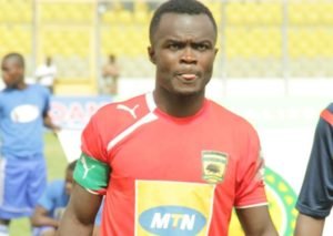 Kotoko captain Amos Frimpong close to completing A.S Kaloum Stars move
