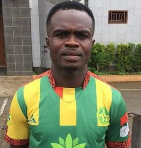 Former Kotoko defender Frimpong feels sad after watching video of Ghanaian footballers stranded in Ethiopia