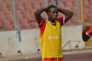 Ashanti Gold wrap up signing of former Kotoko defender Atta Kusi