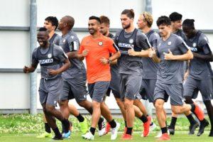 Ghanaian duo Agyeman-Badu, Opoku start pre-season training with Udinese