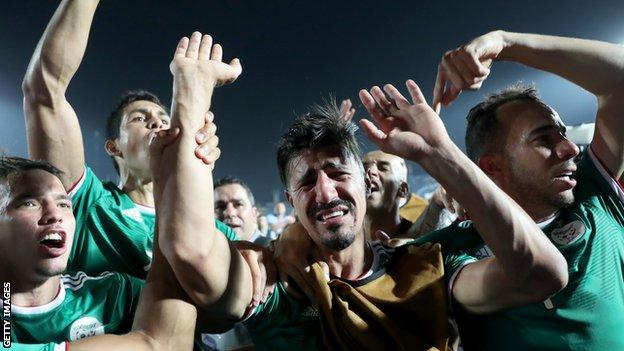 FEATURE: The unorthodox journey of Algeria's Nations Cup hero Baghdad Bounedjah