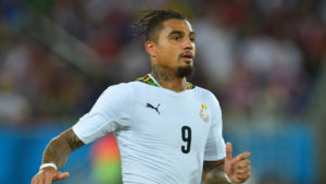 Kevin Prince Boateng mocks Ghana after AFCON exit against Tunisia in round 16