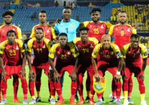 Ghana ranked 50th in latest FIFA ranking