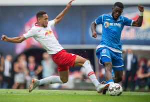Slavia Praque in advanced talks for Ghanaian youngster Isaac Donkor
