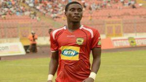 Former Kotoko defender Daniel Darkwah close to joining Enyimba SC