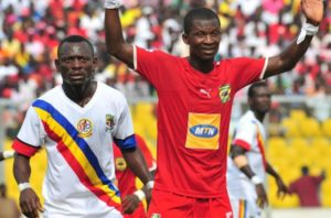 Asante Kotoko terminate Nii Adjei's contract and four others