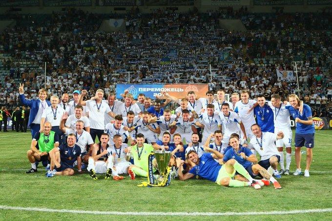 Ghana's Kadri Mohammed wins first trophy with Dynamo Kyiv in Ukraine