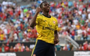 FEATURE: Ghanaian prodigy Eddie Nketiah coming of age in America