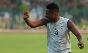 Asamoah Gyan delivers motivational speech to Ghana U-20 players [VIDEO]