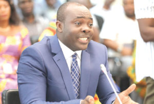 Isaac Asiamah is the worst sports minister in Ghana's history – Joseph Yamin