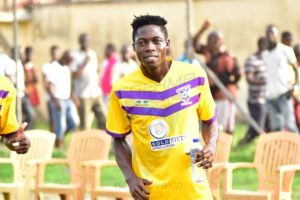 EXCLUSIVE: Kotoko express official interest in Medeama midfielder Justice Blay