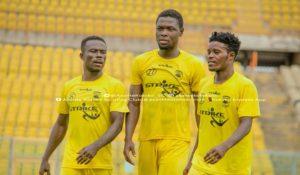 VIDEO: Watch highlights of Kotoko's 2-1 win over Burkinabe side Rahimo FC
