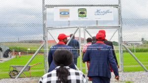 Kotoko set to take hold of newly built training pitch from MTN