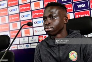 AFCON 2019: Senegal midfielder Kreppin Diatta insist team has learned from Algeria's group stage defeat