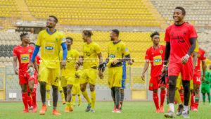 International friendly: Kotoko draw goalless with Société Omnisports