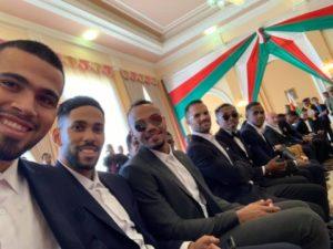 Madagascar president knights 2019 AFCON Squad